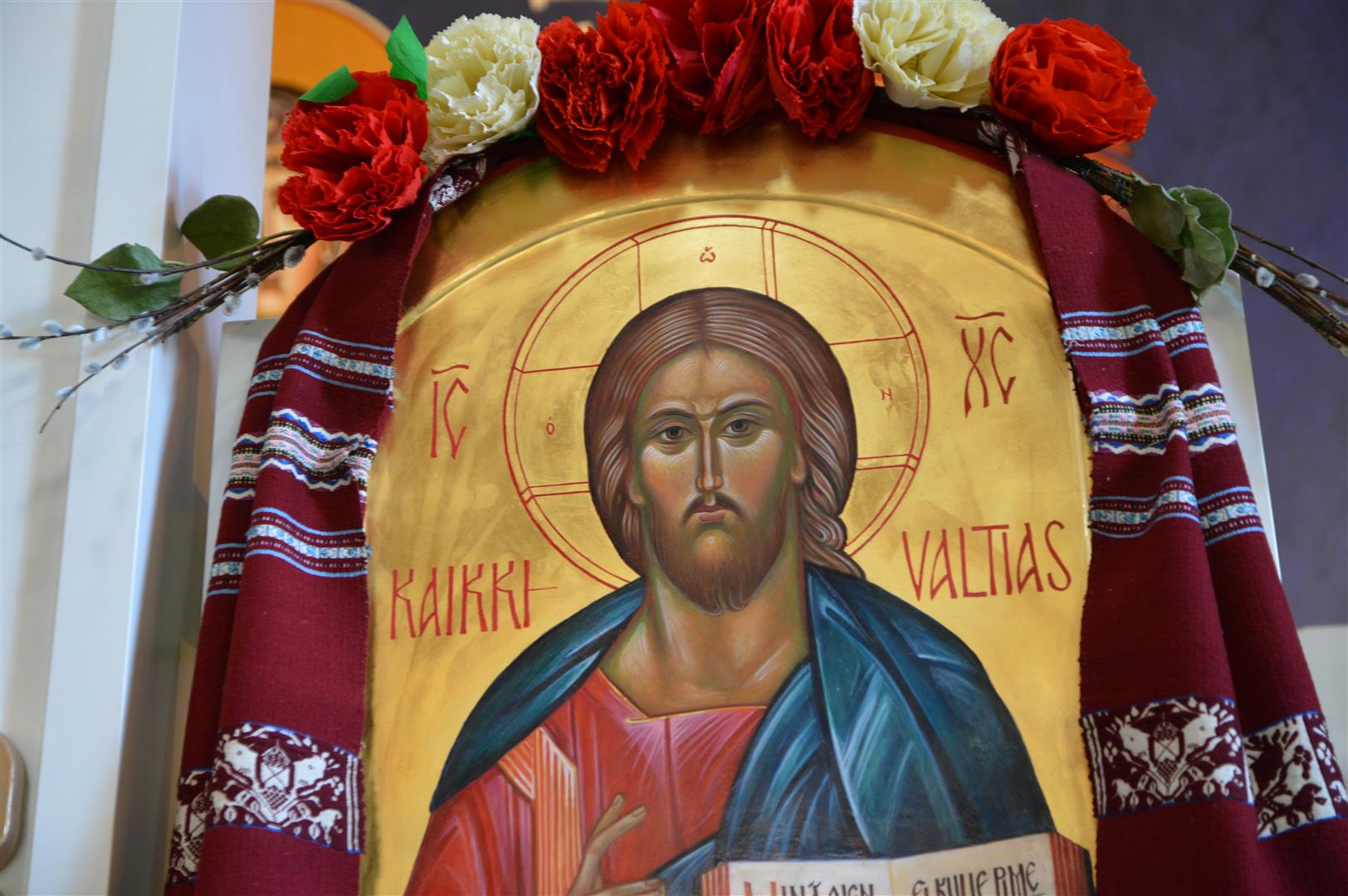 Ortodoksinen Ikoni